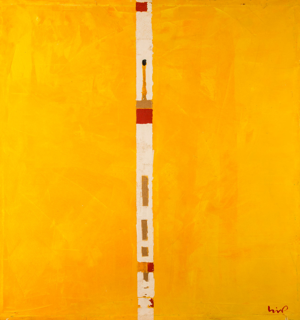 Totem Acrylic Painting Norm Yip