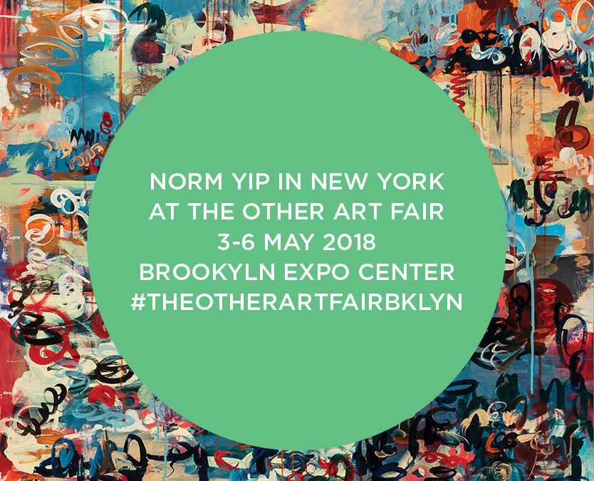NORM YIP IN NEW YORK – THE OTHER ART FAIR BROOKLYN