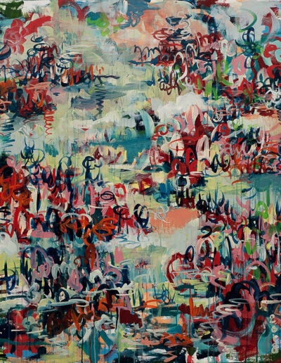 Fine art abstract expressionist paintings by Canadian-born Chinese Norm Yip, a visual artist and photographer based in Hong Kong.
