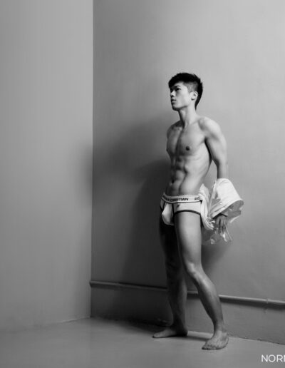 Asian male photography by Norm Yip