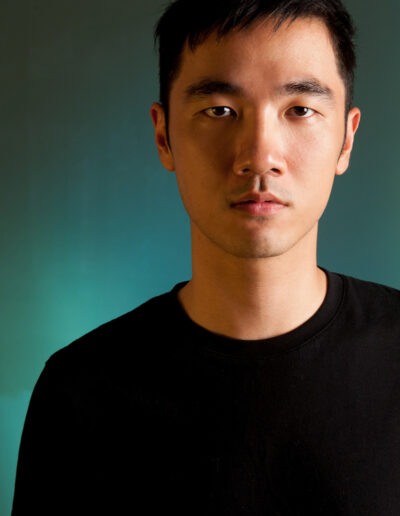 Portrait of Ben by photographer Norm Yip