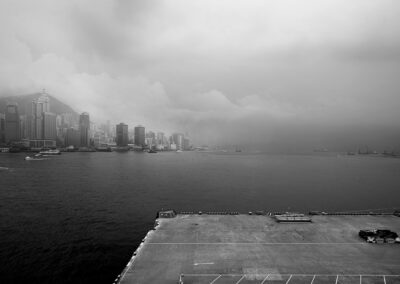 View from Tsim Sha Tsui by Norm Yip