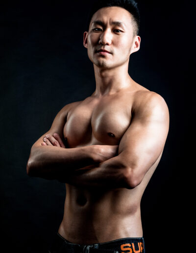 Portrait of Eric by photographerNorm Yip