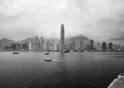 View from Tsim Sha Tsui 2