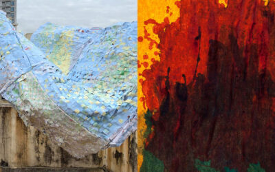 Creation/Destruction: Art on Two Planes of Existence