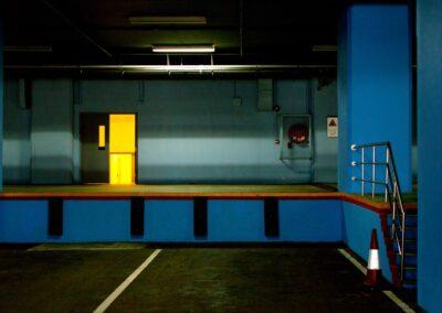 Urban photography of Hong Kong by visual artist Norm Yip.