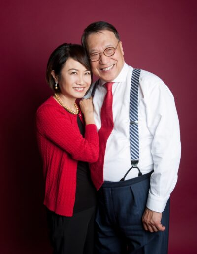 Couples studio photography by Norm Yip