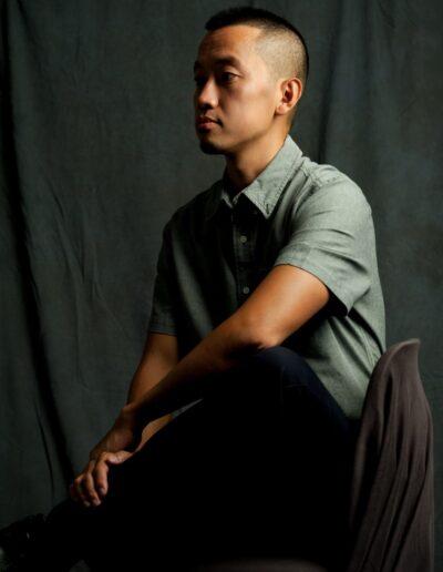 Hong Kong portrait photographer Norm Yip