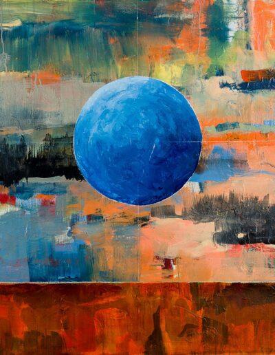 Arcadia, No. 4 (Blue Planet)